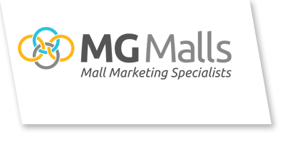 MG Malls – Nationwide In-Mall Advertising Retina Logo